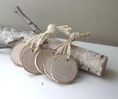 Wood Disks