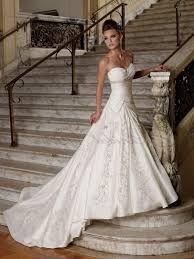 Resultado de imagen para a-line wedding dresses