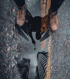 Reflection Photography, Urban Photography, Creative Photography, Amazing Photography, Street Photography, Portrait Photography, Nature Photography, Photography Ideas, Smoke Bomb Photography