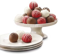 7ce4a400cd Make your next party delightful with Artisan Fresh Cake Balls. Bite-sized  party cakes