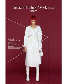 .Amazon Fashion Week TOKYO 2017 S/S .Key Visual . Concept: RELATION .無数の選択肢がある中、私たちは自分の意志を持って衣服を選択している。衣服を選ぶ、纏うという行為は、自分を表現するツールのひとつであり、アイデンティティーでもある。人と衣服の関係性をビジュアルとして表現。 . Among the infinite choices that exist We make a conscious decision when choosing what clothes to wear. The act of choosing and wearing a clothing is a way to express oneself, ones' identity. This visual expresses the relationship between an individual and clothing. . Staff: .CREATIVE & ART DIRECTOR:  YORUKO BANZAI…