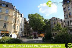 Köln-Neustadt Nord-Neusser Straße Ecke Weißenburgstraße