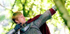 Knight in shining armor!!!