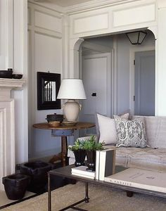 Can You Use Gray Paint in a North Facing Room? - laurel home
