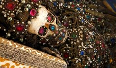 - In 1578 in Rome were discovered catacombs: in them, skeletons of martyrs that were later on sent across Europe to be adorned with jewels and placed in their designated churches. But where are they know? Art Historian Paul Koudounaris found out for us and told us in a just released book Heavenly Bodies: Cult Treasures and Spectacular Saints.