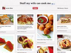 39 Ways Men Use Pinterest