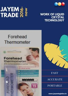 The reusable baby forehead thermometer branded by Jayem Trade is cost-effective and a qualitative option for many parents.  Now, the product is available for sale with majority online sellers, such as First Cry, Amazon, Flipkart, Snapdeal, Paytm, Big Basket, Shopclues, Zotezo, et al. Go shopping! http://www.firstcry.com/…/LCR-Hallcr…/989139/product-detail… http://www.amazon.in/dp/B011QE1CMI