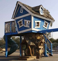 The Architecture of Dr. Seuss, a Brief History - Architizer