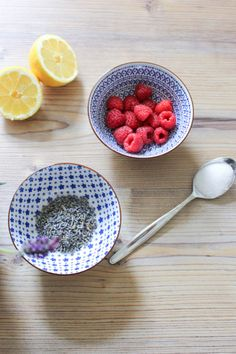 Lavendel Berry Lemonade - Receipe is now up on style-taxi.com