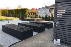 Jak Zrobić Ogród Warzywny Outdoor Furniture Sets, Outdoor Decor, Sun Lounger, Pergola, House, Gardens, Home Decor, Chaise Longue, Decoration Home
