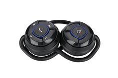 WhiteLabel MusicJogger Wireless Bluetooth Stereo Headphones, Headphone, Sport Headset, Music Streaming, Noise Reduction Handsfree Voice Calling