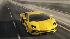 Lamborghini Aventador S Coupe #lamborghini #aventadorS #supercar