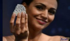 World's largest uncut diamond fails: The world's largest uncut diamond failed to sell at auction in London on Wednesday after the bids fell…