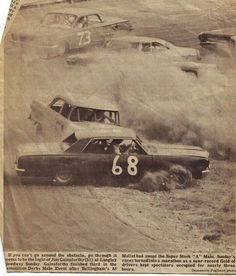 Northwest racing, Langley BC Dirt Track Racing, Auto Racing, Vintage Race Car, Vintage Auto, Types Of Races, Old Race Cars, Number Games, Car And Driver, Back In The Day