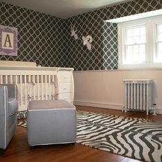 Girl Nursery Design Ideas, Pictures, Remodel, and Decor