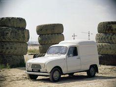 1969 Renault 4 Van