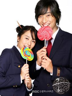Who is your favorite Japanese, Korean and Taiwanese TV couple? Korean Drama Movies, Korean Dramas, Princess Hours, Yoon Eun Hye, Korean Shows, Goong, Best Dramas, Live Action Movie, Ever And Ever