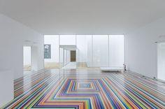 Ryue Nishizawa's Towada Art center, completed in 2008.
