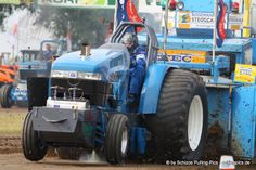 Tractorpulling Truck And Tractor Pull, Tractor Pulling, Ford Tractors, Monster Trucks, Big