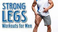 After this training you may feel exhausted, but you will build extremely powerful muscles in your legs. Here are 4 exercises to build strong legs.