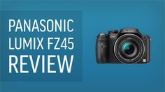 In this video I review the Panasonic Lumix FZ45 which, although not a DSLR, is a relatively good camera.