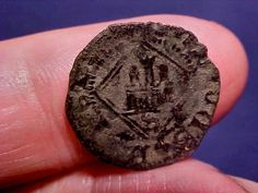 NUMISMATIC ITEM 205 – MEDIEVAL COIN – SPAIN  Price : $3.16  Ends on : 4 hours Order Now