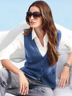waistcoat5-675x900 18 Work Outfits Every Working Woman Should Have