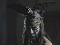 White Wolf: New Lone Ranger Images Arrive