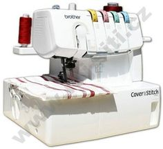 Coverlock Brother Cover Stitch M 2340 CV