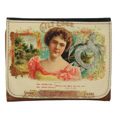 Vintage Cigar Label