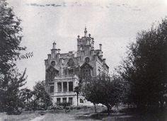 Villa Vicenta, Ribadesella, 1896