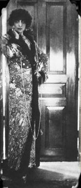 Portrait of Luisa Casati by Adolf de Meyer