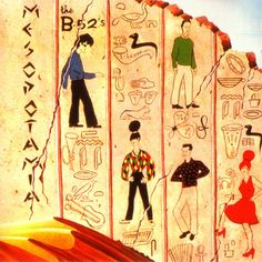 B-52's, The - Mesopotamia [1982]