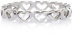 #River Island             #ring                     #Silver #tone #heart #ring #rings #jewelry #women   Silver tone cut out heart ring - rings - jewelry - women                                                http://www.seapai.com/product.aspx?PID=272571