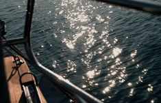 """""""If there is magic on this planet it's contained in water"""" – Loren Eiseley Spüren auch Sie die Magie des Wassers auf Ihrer SUNBEAM YACHT! 🌊 Airplane View, Sea, Water, Blue, Sailing Yachts, Sailing, Gripe Water, The Ocean, Ocean"""