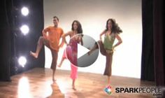 Such a fun way to burn calories!  14-Minute Bollywood Dance Workout