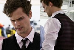 Things that don't make sense... MGG can wear your grampa's sweater vest and make it look HOT