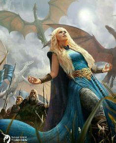 Daenerys Nascida da Tormenta, Primeira de Seu Nome