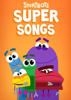 Is 'StoryBots Super Songs' available to watch on Canadian Netflix? - New On Netflix Canada Netflix Canada, Family Logo, Baboon, Kids Tv, Cartoon Tv, Music For Kids, Early Childhood Education
