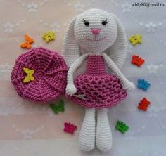Amigurumi Sevimli Tavşan Yapılışı 4