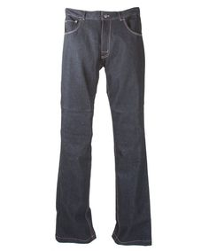 8db33829 Men's Slim Fit Black Padded Denim Jeans - CC119O7SHPR