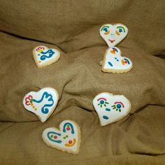 Galletas decoradas mexicanas