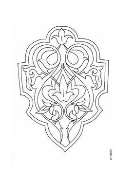 Turkish Motifs and patterns: