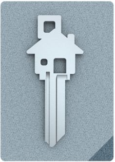 house key llave