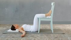 Restorative Yoga 101: How to Release Chronic Psoas Tension for Deeper Relaxation Yoga Journal