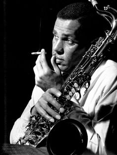 U.S. Dexter Gordon, jazz tenor sax