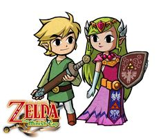 [Gamer] Top 5 romances entre Link y Zelda
