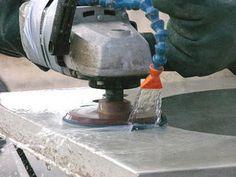 How to Build a Concrete Bathroom Countertop | how-tos | DIY