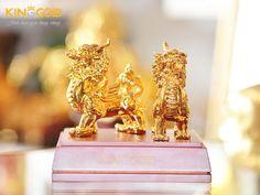Qùa tặng vàng cho doanh nghiệp, tranh dát vàng lá 24k gold leaf 24k dùng trang trí để bàn, quà đối ngoại ý nghĩa