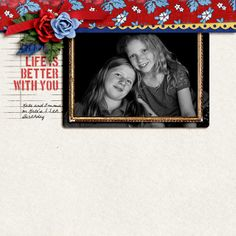 layout created by becca1976 featuring Fairest One of All by Sahlin Studio